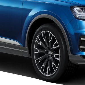 Расширители колесных арок Offroad Audi Q7 (4M)