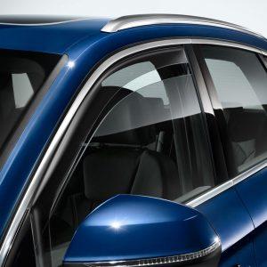 Дефлекторы на двери Audi Q7 (4M), передние