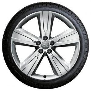 Зимнее колесо в сборе 255/50 R20 109H Continental Winter Contact TS AO