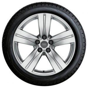 Зимнее колесо в сборе 255/60 R18 108H