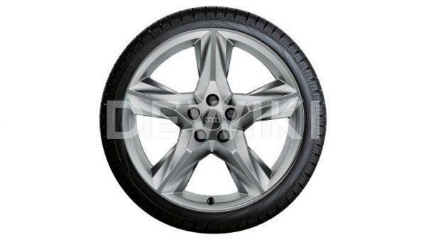 Зимнее колесо в сборе 255/55 R19 111H Pirelli Scorpion Winter AO Правое