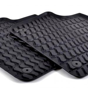 Резиновые задние коврики Audi Q8
