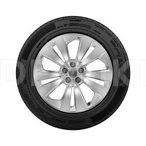 Зимнее колесо в сборе 265/55 R19 113H XL Continental ContiWinterContact TS850P AO