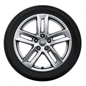 Зимнее колесо в сборе 235/50 R19 103H Michelin Pilot Alpin 5 A0 Правое