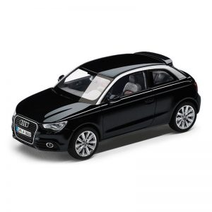 Модель в миниатюре Audi A1, Black, масштаб 1:43