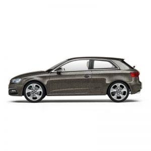 Модель в миниатюре Audi A3, Dakota grey, масштаб 1:43