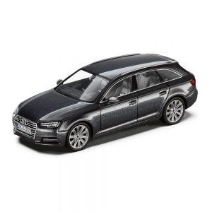 Модель в миниатюре Audi A4 Avant, Daytona Grey, масштаб 1:43