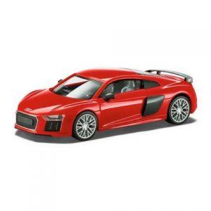 Модель в миниатюре  Audi R8 Coupe, Dynamite Red, масштаб 1:87