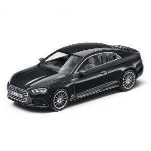 Модель в миниатюре Audi A5 Coupe, Manhattan Grey, масштаб 1:43