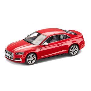 Модель в миниатюре Audi S5 Coupe, Misanorot, масштаб 1:43