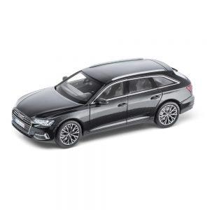 Модель в миниатюре Audi A6 Avant, Vesuv Grey, масштаб 1:43