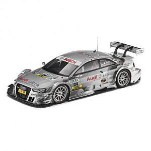 Модель в миниатюре Audi RS 5 DTM 2013, Tambay, масштаб 1:43