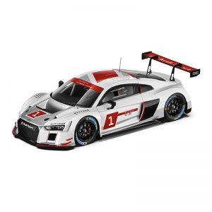 Модель в миниатюре Audi R8 LMS 2015, Presentation, масштаб 1:43