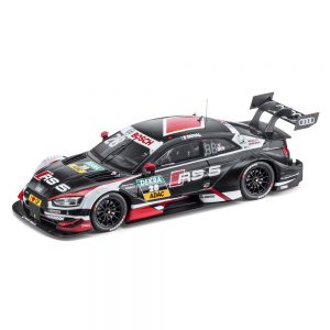 Модель в миниатюре Audi RS 5 DTM 2018, Loïc Duval, масштаб 1:43