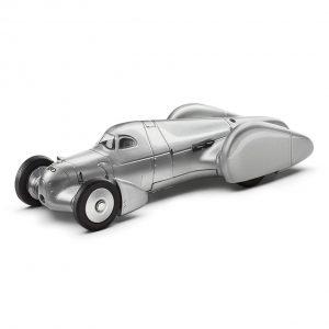 Модель в миниатюре Audi Auto Union Type B Lucca, Silver, масштаб 1:43