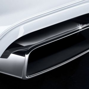 Накладка заднего бампера BMW M Performance F11 5 серия