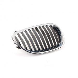 Передняя правая решетка радиатора BMW M Performance E60/E61 5 серия, Chrome