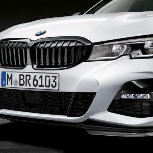 Решетка радиатора Shadowline  BMW G20 3-серия