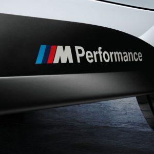Пленка для облицовок порогов BMW M Performance F30 3 серия