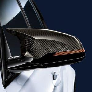 Левая карбоновая крышка наружных зеркал заднего вида BMW M Performance F80/F83/F82 M3 и M4