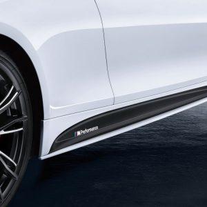 Пленка для облицовок порогов BMW M Performance F32/F36/F33 4 серия