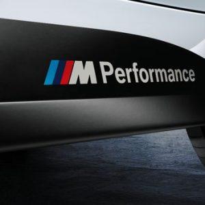 Пленка для облицовок порогов BMW M Performance F80/F83/F02 M3 и M4
