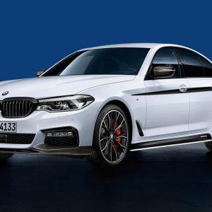 Акцентная полоса BMW M Performance G30/G31 5 серия
