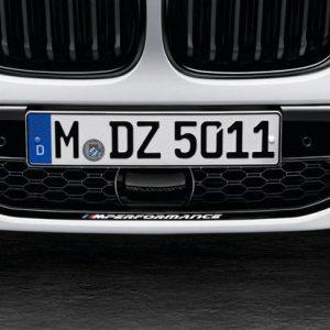 Акцентная пленка M Performance для BMW X3 / X4, G01 / G02