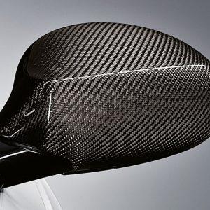 Левая карбоновая крышка наружных зеркал заднего вида BMW M Performance E81/E87/E88/E82 1 серия