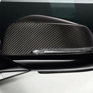 Правая карбоновая крышка наружных зеркал заднего вида BMW M Performance  X7 (G07) / X5 (G05)
