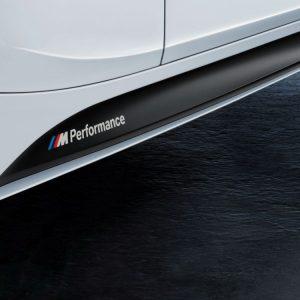 Пленка для облицовок порогов BMW M Performance F20 1 серия