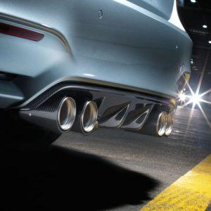 Карбоновый задний диффузор BMW M Performance F80/F83/F82 M3 и M4