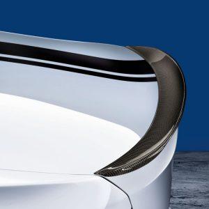 Задний карбоновый спойлер BMW M Performance F82 M4