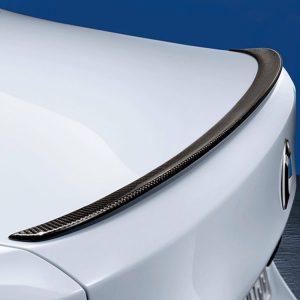 Задний карбоновый спойлер BMW M Performance G30 5 серия