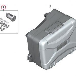 Ремонтный комплект для запорного цилиндра BMW F 650 / 750 / 800 / 850 GS / K 1200 R / S / GT / GS / R 1200 / 1250 GS Sport 2003-2019 год