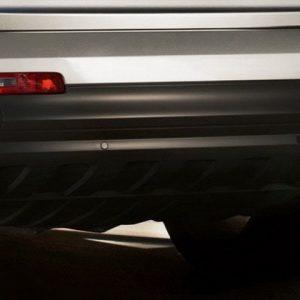 Спортивные насадки на выхлопную трубу Audi Q7, для автомобилей с левой/правой одинарной выхлопной трубой, 3,0 TDI, 3,6 TFSI