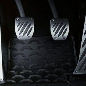 Алюминиевая подставка для левой ноги BMW Performance 1 и 3 серия