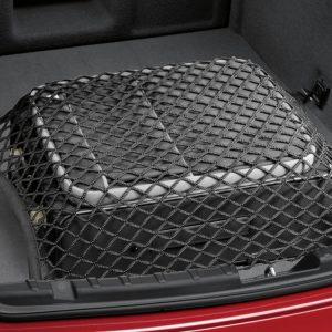 Грузоудерживающая сетка в багажнике BMW, средняя