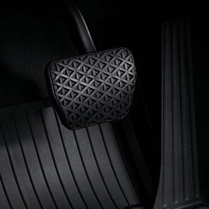 Резиновые передние коврики BMW F07 GT 5 серия xDrive, Black
