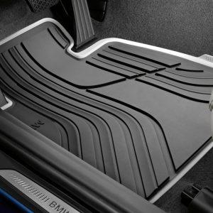 Резиновые передние коврики BMW F21/F20/F22/F23/F87 1 и 2 серия, Urban Line