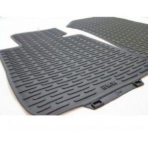 Резиновые передние коврики BMW E81/E82/E87/E88