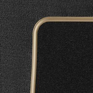 Текстильные напольные коврики для задней части салона BMW F45 2 серия, Black/Biege