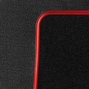 Текстильные напольные коврики для задней части салона BMW F30/F31/F36/F80 3 и 4 серия, Sport Line