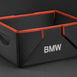 Складной бокс BMW, Black/Red