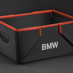 Складной бокс BMW, Black/Red