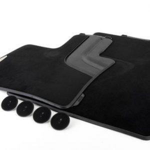 Текстильные передние коврики  BMW F15/F16/F85/F86 X5 и X6