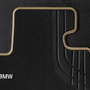 Велюровые передние коврики BMW F32/F33/F36/F82/F83 4 серия, Modern Line