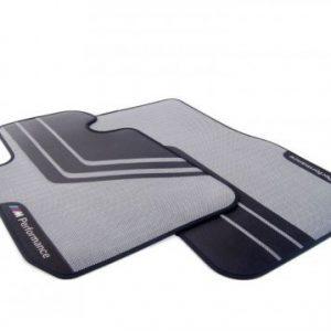 Текстильные передние коврики M Performance BMW F25/F26