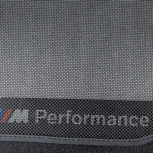 Текстильные задние коврики M Performance BMW F21/F22/F87 1 и 2 серия
