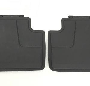 Резиновые задние коврики BMW X4 G02